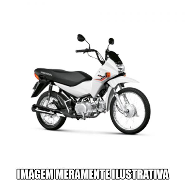 Motocicleta Honda.