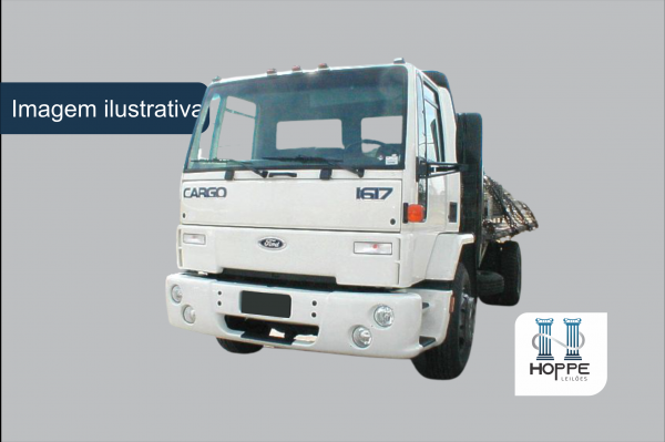 Ford/Cargo 1617, 2001