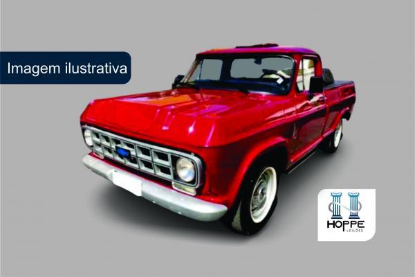 Camioneta GM/Chevrolet D-10 1981