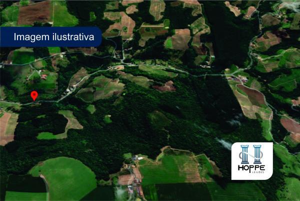 Terreno Rural em Ituporanga-SC.