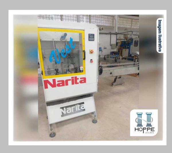 Máquina Rotuladora Narita Vest-3000
