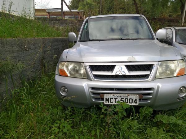 Veículo I/MMC PAJERO GLS 2006