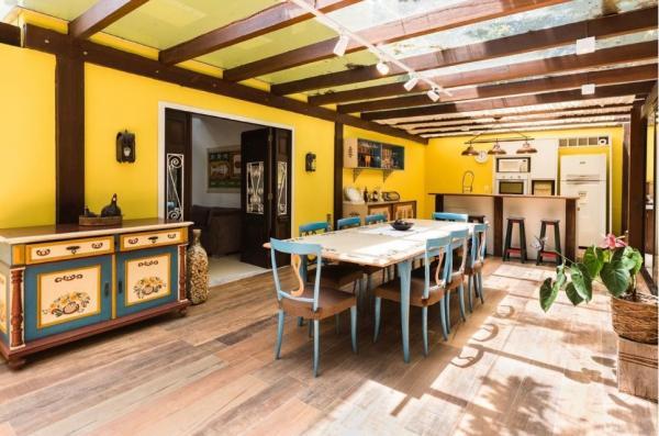 Casa - Balneário Camboriú, Praia Taquaras, SC